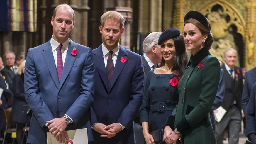 Royal-Insider: An Kate-Geburtstag kam es zum Bruch zwischen Harry und William