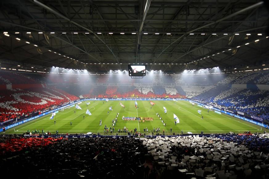 So teuer war die Choreo der Fans von FC Schalke 04 und dem