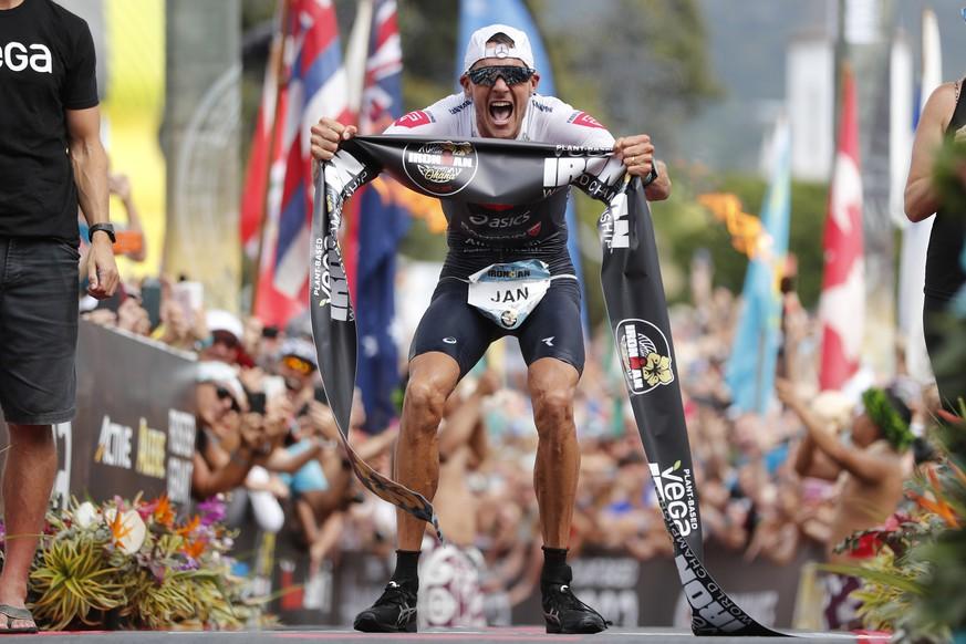 Deutscher Doppelsieg beim Ironman: Doch ein Kommentator verärgert die Fans
