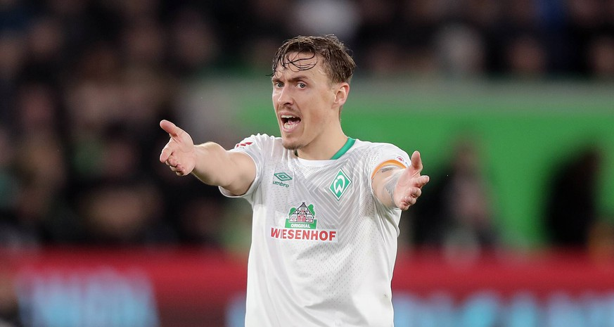 Sport Bilder des Tages MAX KRUSE (SV Werder Bremen) DFL REGULATIONS PROHIBIT ANY USE OF PHOTOGRAPHS AS IMAGE SEQUENCES AND/OR QUASI-VIDEO. *** MAX KRUSE SV Werder Bremen DFL REGULATIONS PROHIBIT ANY USE OF PHOTOGRAPHS AS IMAGE SEQUENCES AND OR QUASI VIDEO