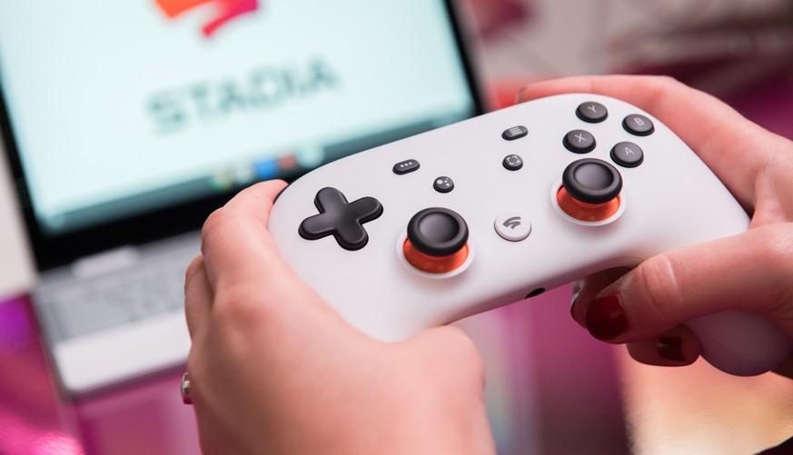 Google Stadia: Zocken ganz ohne Playstation oder teuren Gaming-Computer