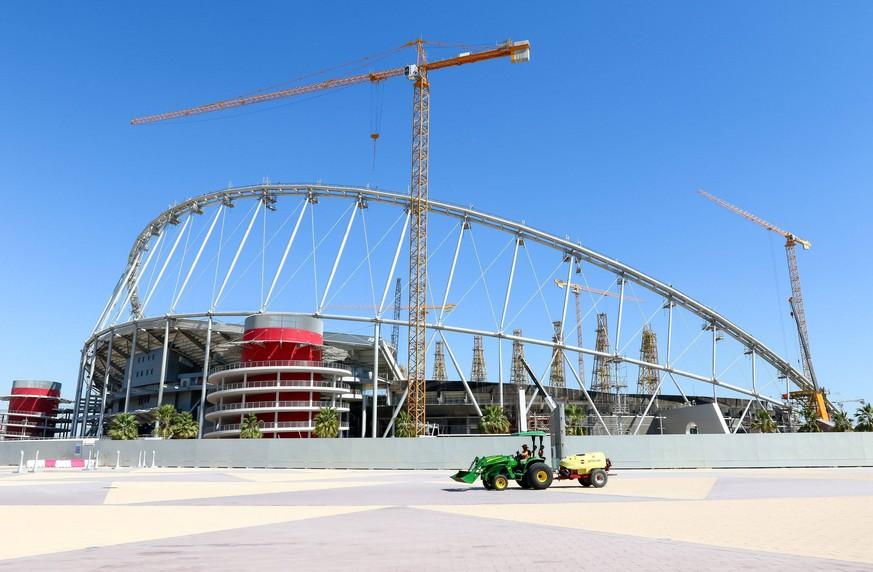 Warum Die Fussball Wm In Katar Jetzt Schon Ein Skandal Ist