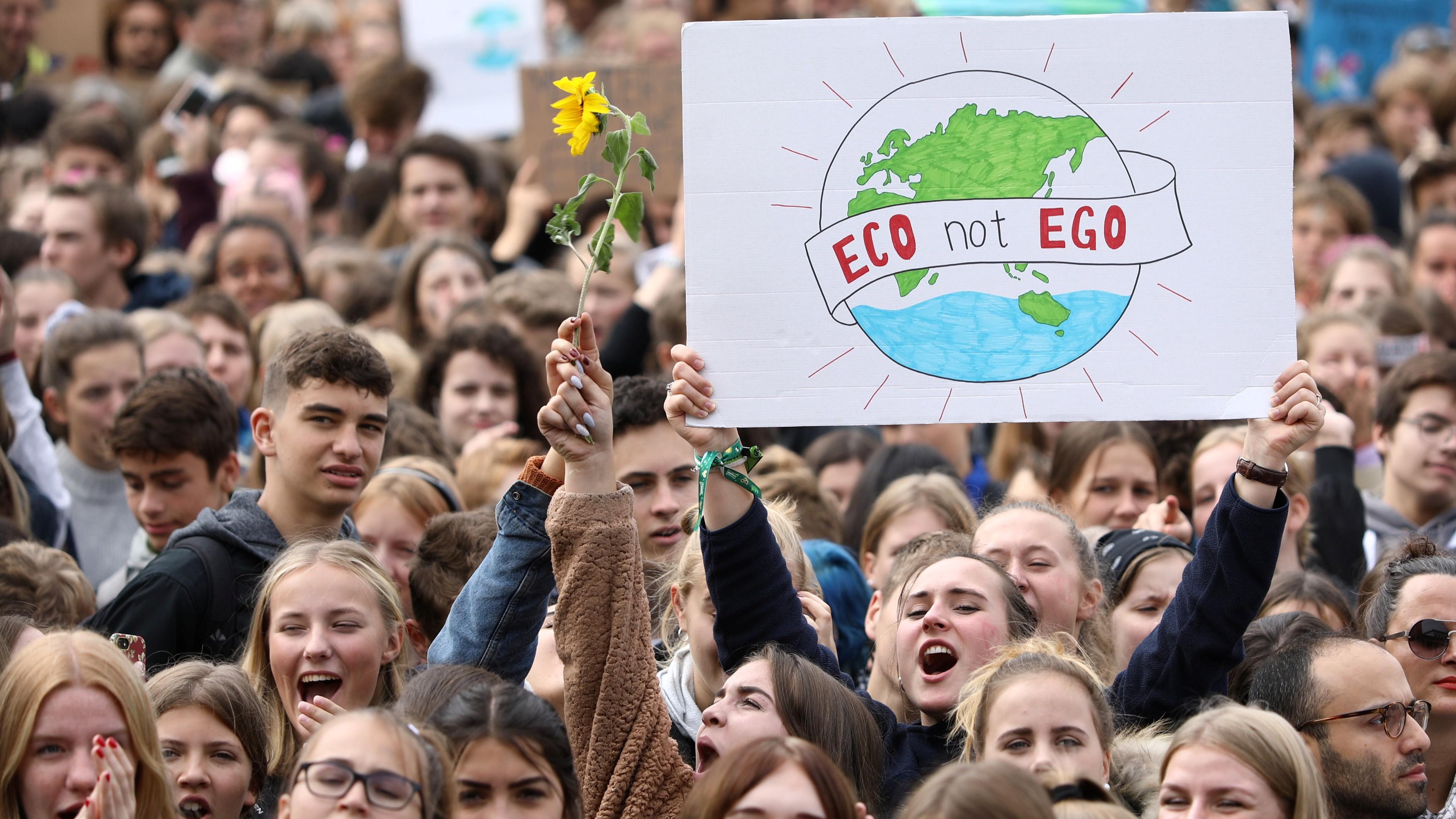 Neuer Aktionstag! Fridays for Future ruft erneut zum weltweiten Streik auf