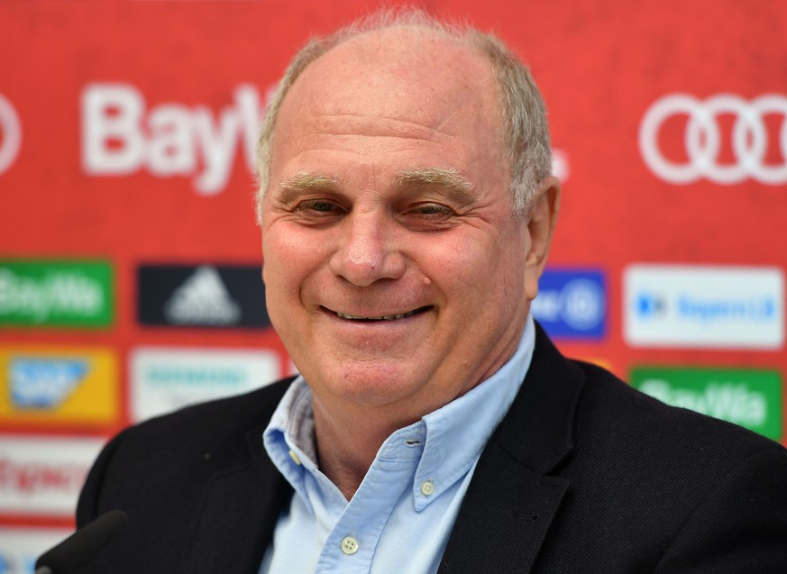 Hoeneß' Masterplan: Ein Spieler wird Bayerns Abwehrsorgen beenden
