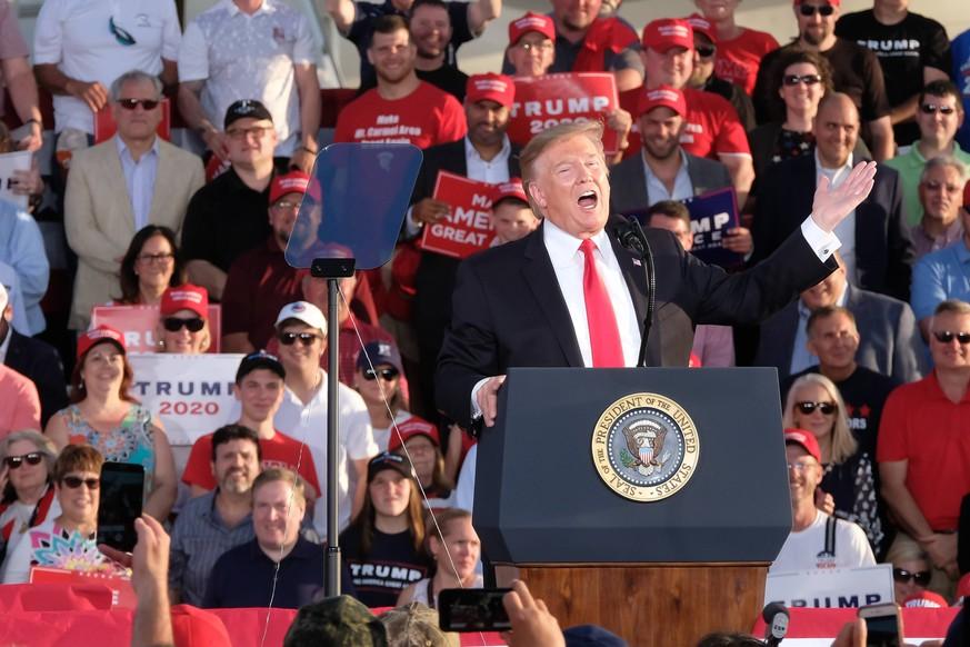 Trump will sachpolitische Zusammenarbeit mit Demokraten aufkündigen ROUNDUP