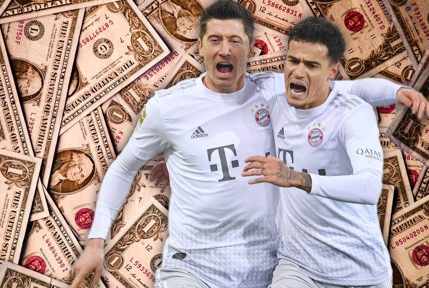 FC Bayern: In der Champions League hat diese Saison kein Klub mehr Geld verdient - watson