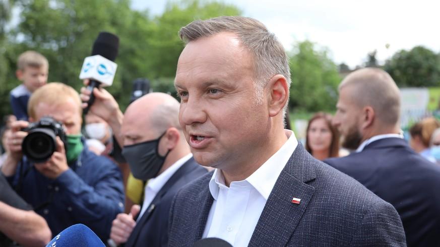 """Experte über Wahlsieg von Polens Präsident Duda: """"Den Preis werden Minderheiten bezahlen"""""""