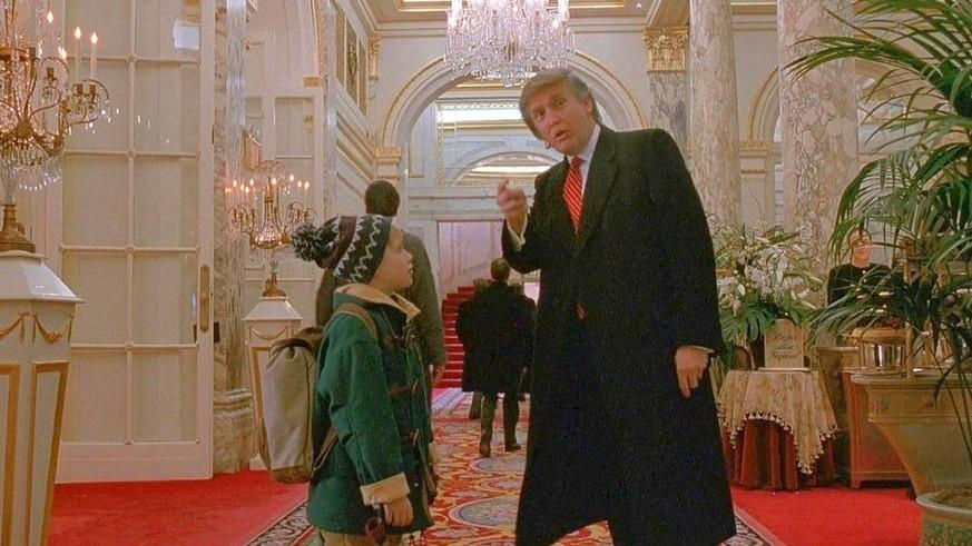 """Wieso """"Kevin allein in New York"""" fast an Donald Trump gescheitert wäre"""