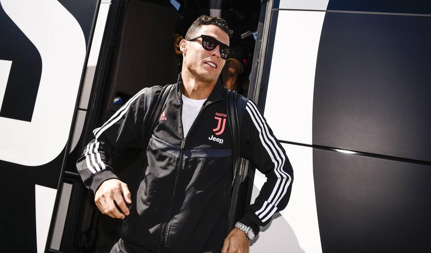 """Ronaldo in TV-Interview: """"Vielleicht höre ich schon nächste Saison auf"""""""