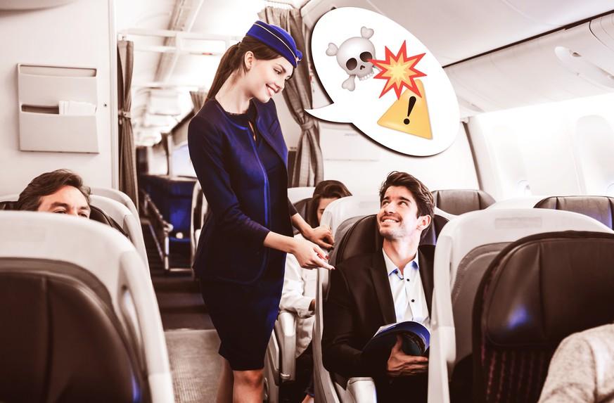 Schluss damit! 13 Flugbegleiter verraten, womit wir sie am meisten nerven