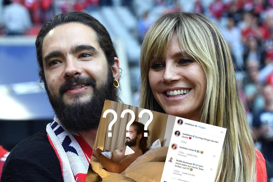 Heidi Klum teilt Video mit Tom aus dem Bett – es ist... kurios
