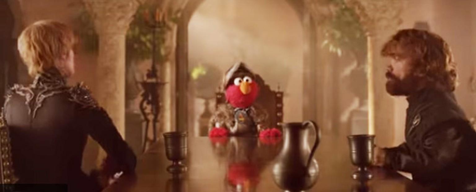 Game of Thrones bekommt von der Sesamstraße Besuch – es wird ...