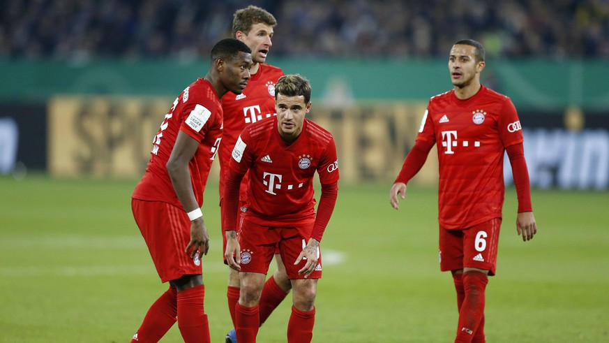 Schnappt Klopp sich Bayern-Star? Er würde sehr gut zu Liverpool passen
