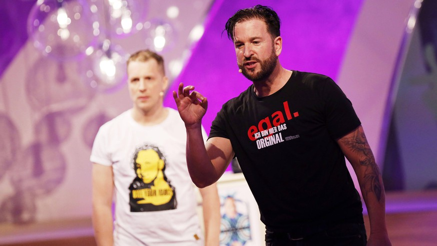 Michael Wendler Turns To Rtl Oliver Pocher Wishes Me Death De24 News English