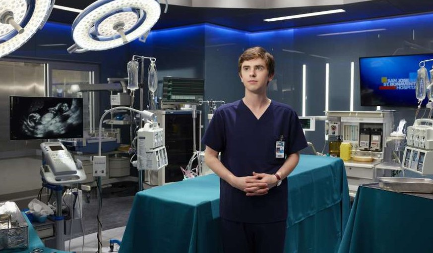 The Good Doctor (Freddy Highmore)