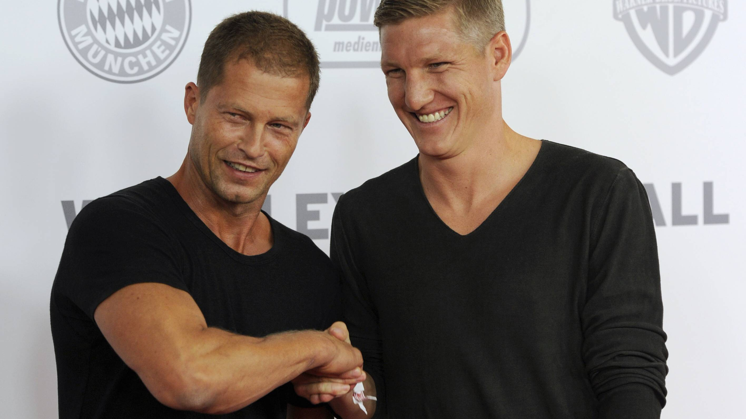 Til Schweiger dreht Doku über Bastian Schweinsteiger