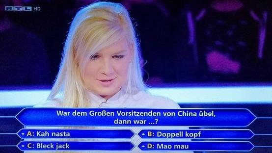 """""""Wer wird Millionär?""""-Kandidatin schockt Jauch: """"Hatten wir lange nicht mehr"""""""