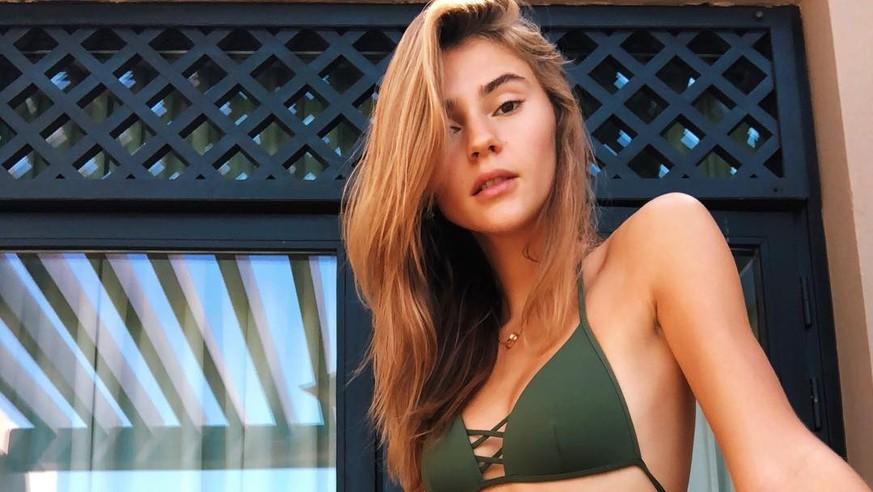 Brüste stefanie giesinger Stefanie Giesinger: