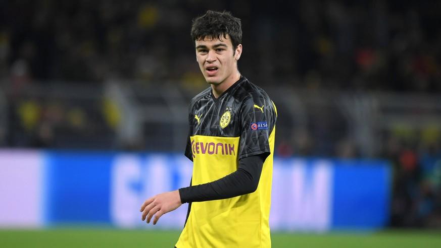 BVB-Shootingstar Reyna könnte für 4 Nationalteams spielen