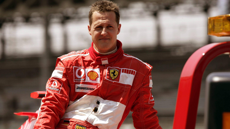 Michael Schumacher Kooma