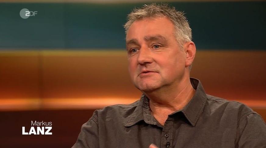 Vater von IS-Kämpfern spricht bei Lanz: Schon bei der Begrüßung kommen ihm die Tränen