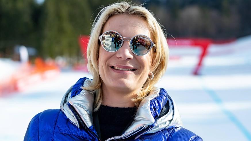 Maria Höfl-Riesch über Geld im Ski-Sport: