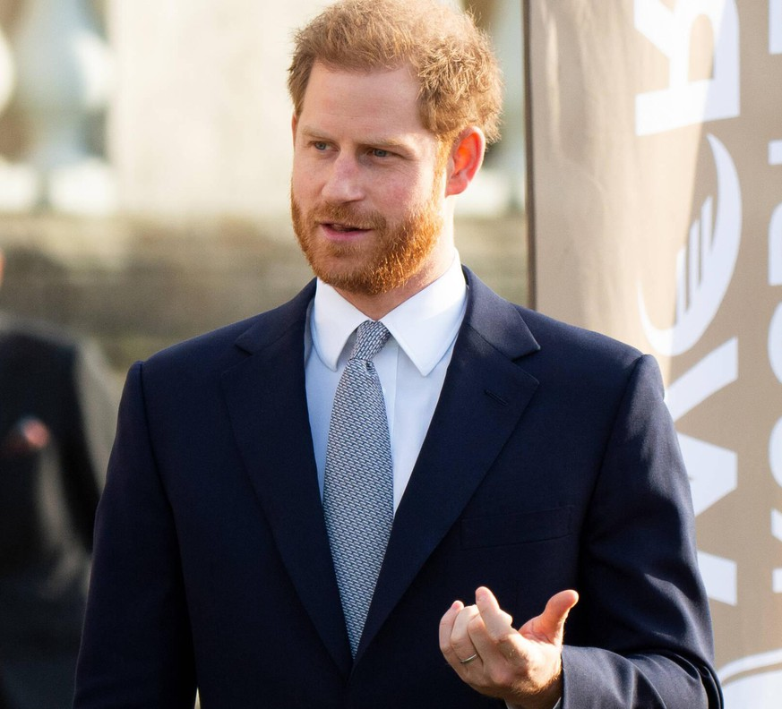 Rugby League World Cup 2021 draw Prince Harry, Duke of Sussex, the Patron of the Rugby Football League, hosts the Rugby League World Cup 2021 draws at Buckingham Palace in London on January 16, 2020. PUBLICATIONxINxGERxSUIxAUTxONLY Copyright: xAnwarxHusseinx 49623340