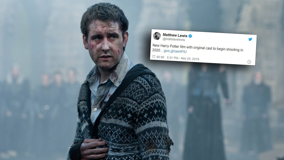 Neuer Harry Potter Film Neville Darsteller Legt Fans Rein Watson