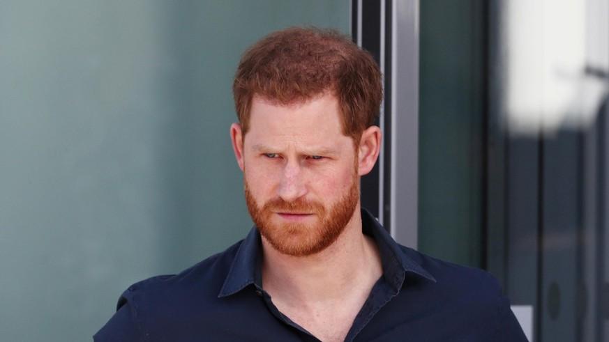 Sorge um Prinz Philip: Harry bereitet sich auf den Ernstfall vor - watson