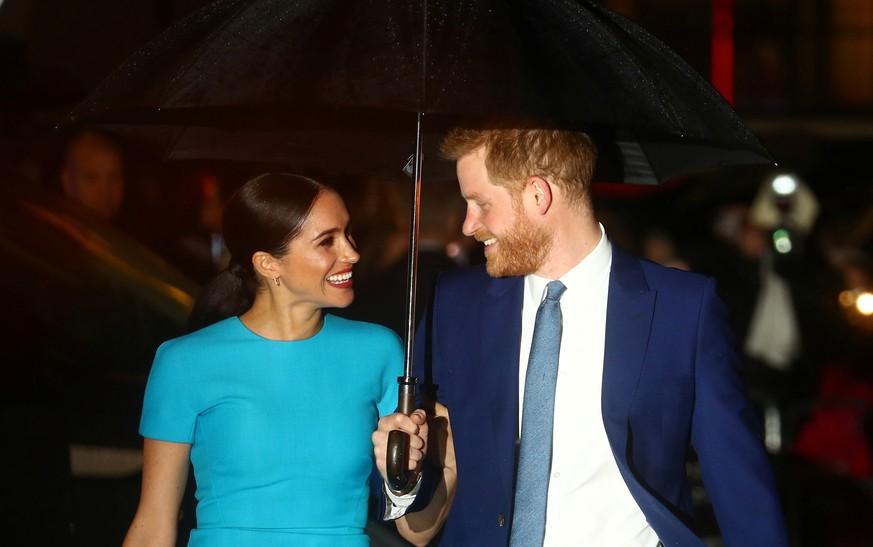 Royals: So wollen Meghan und Prinz Harry die Corona-Krise meistern