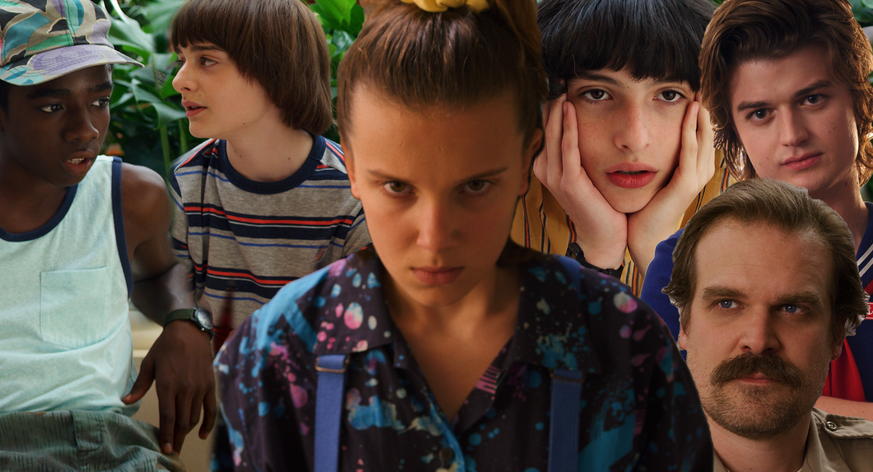Stranger Things Staffel 2 Besetzung