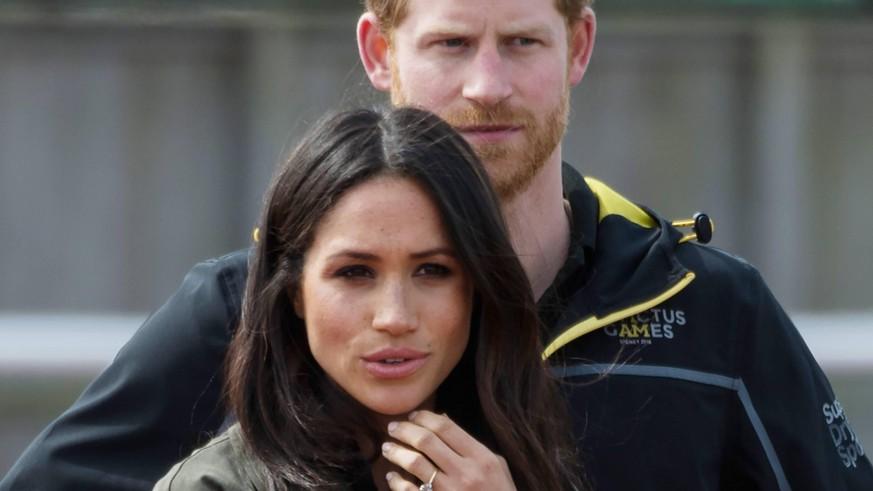 Royals: Quelle enthüllt – nur zu diesem Royal hat Meghan noch Kontakt - watson