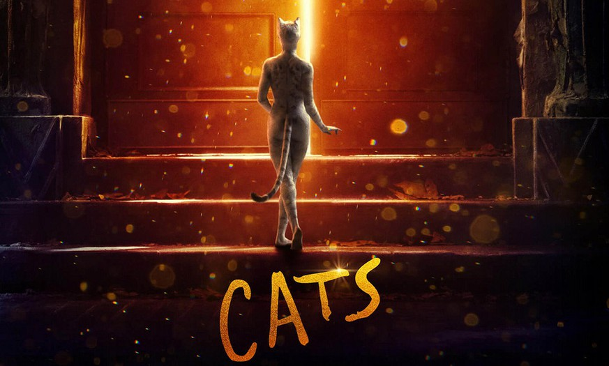 Poster from Cats, 2019 co-written and directed by Tom Hooper. Photo Credit: Universal Pictures / The Hollywood Archive Los Angeles CA PUBLICATIONxINxGERxSUIxAUTxONLY Copyright: xUniversalxPicturesx 33921001THA