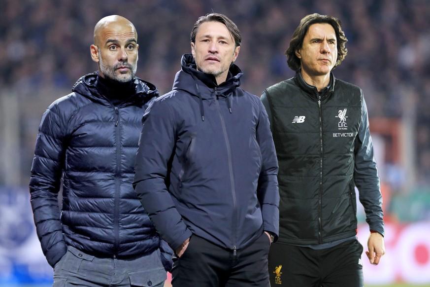 Guardiola, Kovac und Klopps Ex: Was hinter den verlockenden Transfer-Gerüchten steckt