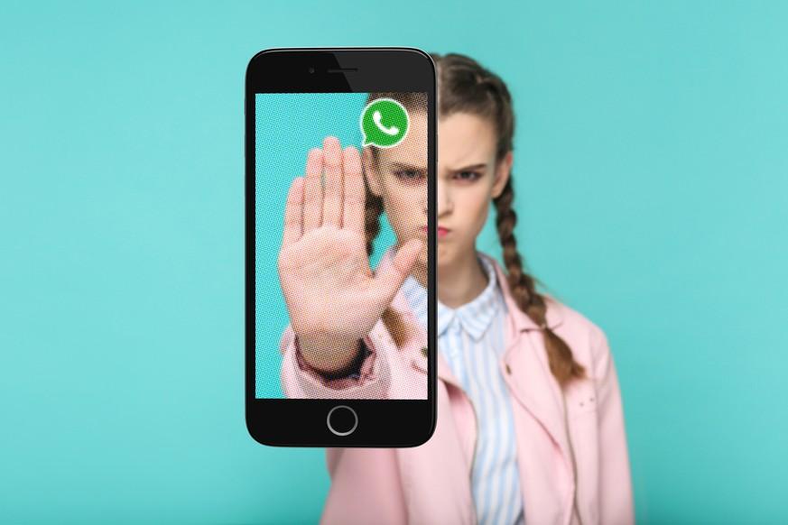 Whatsapp Wer Diese Regeln Nicht Befolgt Dem Droht Eine