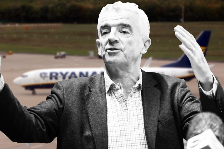 Ryanair-Chef wird mit Vorwürfen konfrontiert – so redet er sich raus
