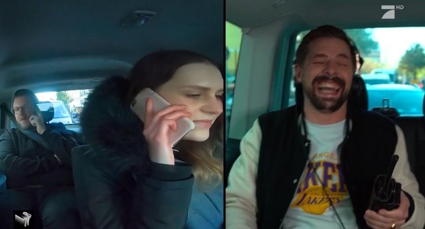 """Klaas erfindet den schlimmstmöglichen Taxi-Gast für """"Late Night Berlin"""""""