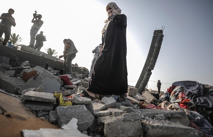 Nach Eskalation mit 30 Toten: Israel und Palästinenser einigen sich auf Waffenruhe