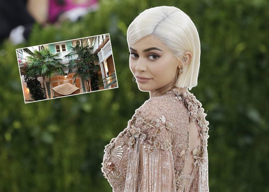 Plagiatsvorwürfe: Kylie Jenner streitet sich mit Influencerin über Nacktfoto