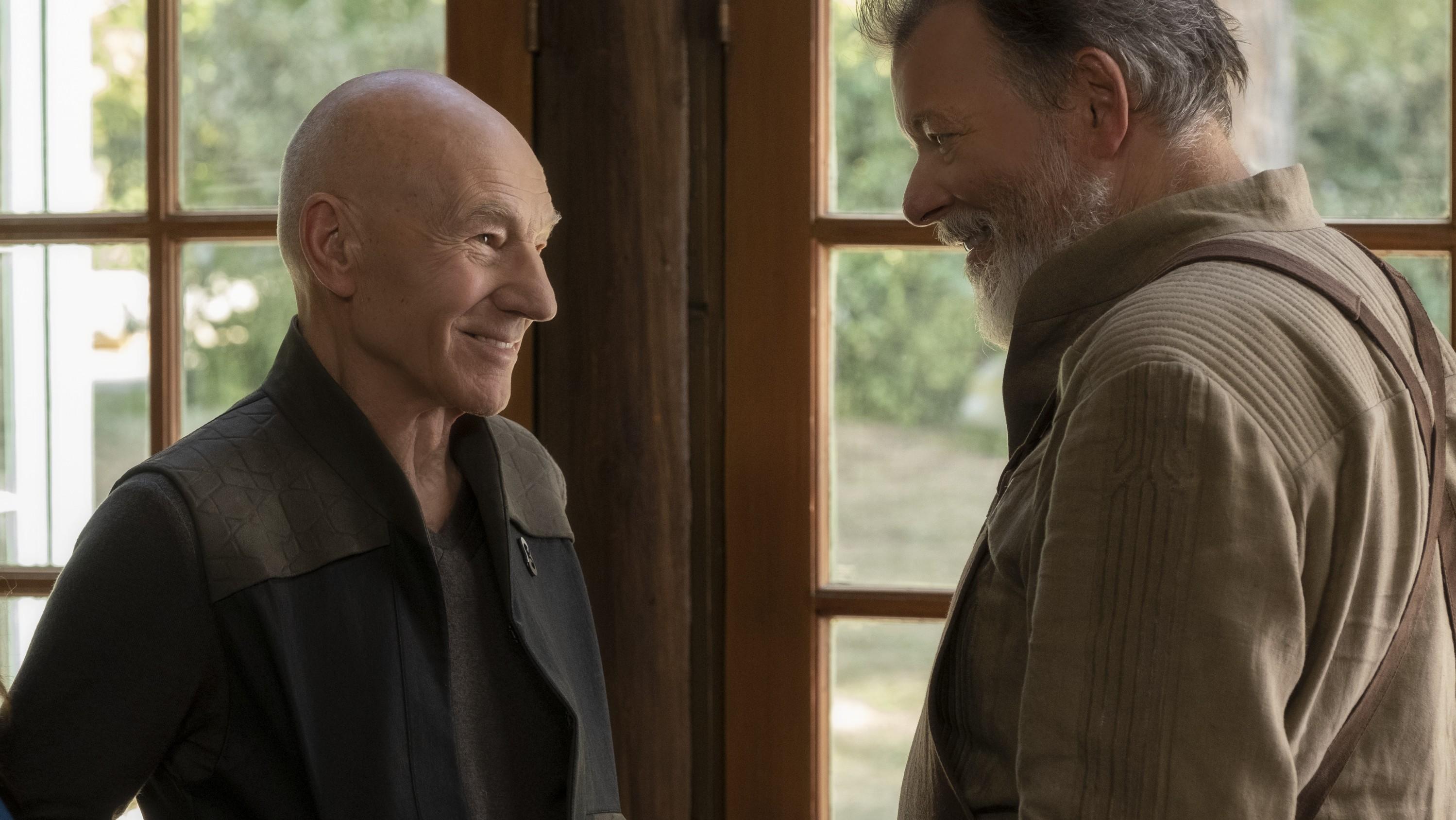 """20 Jahre nach """"Star Trek""""-Ende: So gut ist die neue Amazon-Prime-Serie """"Picard"""""""