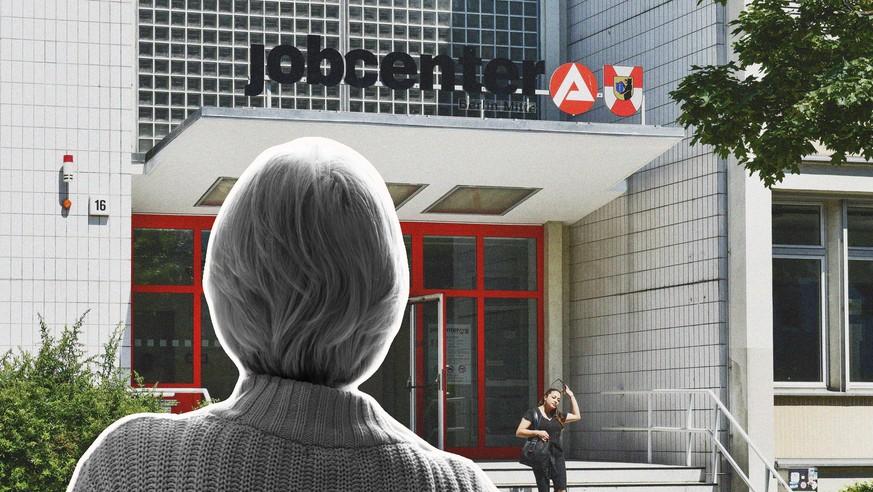 Brief ans Jobcenter: Bitte hört auf, meine über 60-jährige Mutter in Jobs zu drängen