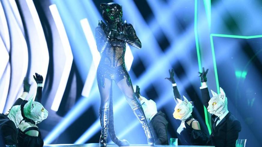 """""""The Masked Singer"""" – das sagt Sophia Thomalla zu den Panther-Gerüchten"""