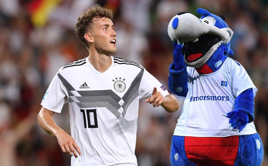 Luca Waldschmidt brilliert bei der U21-EM – und der HSV bekommt wieder nur Häme ab