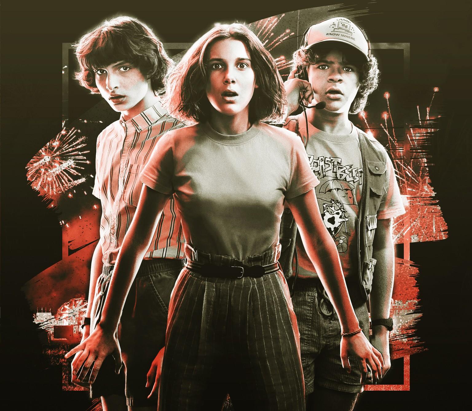 Stranger Things Staffel 3 Netflix