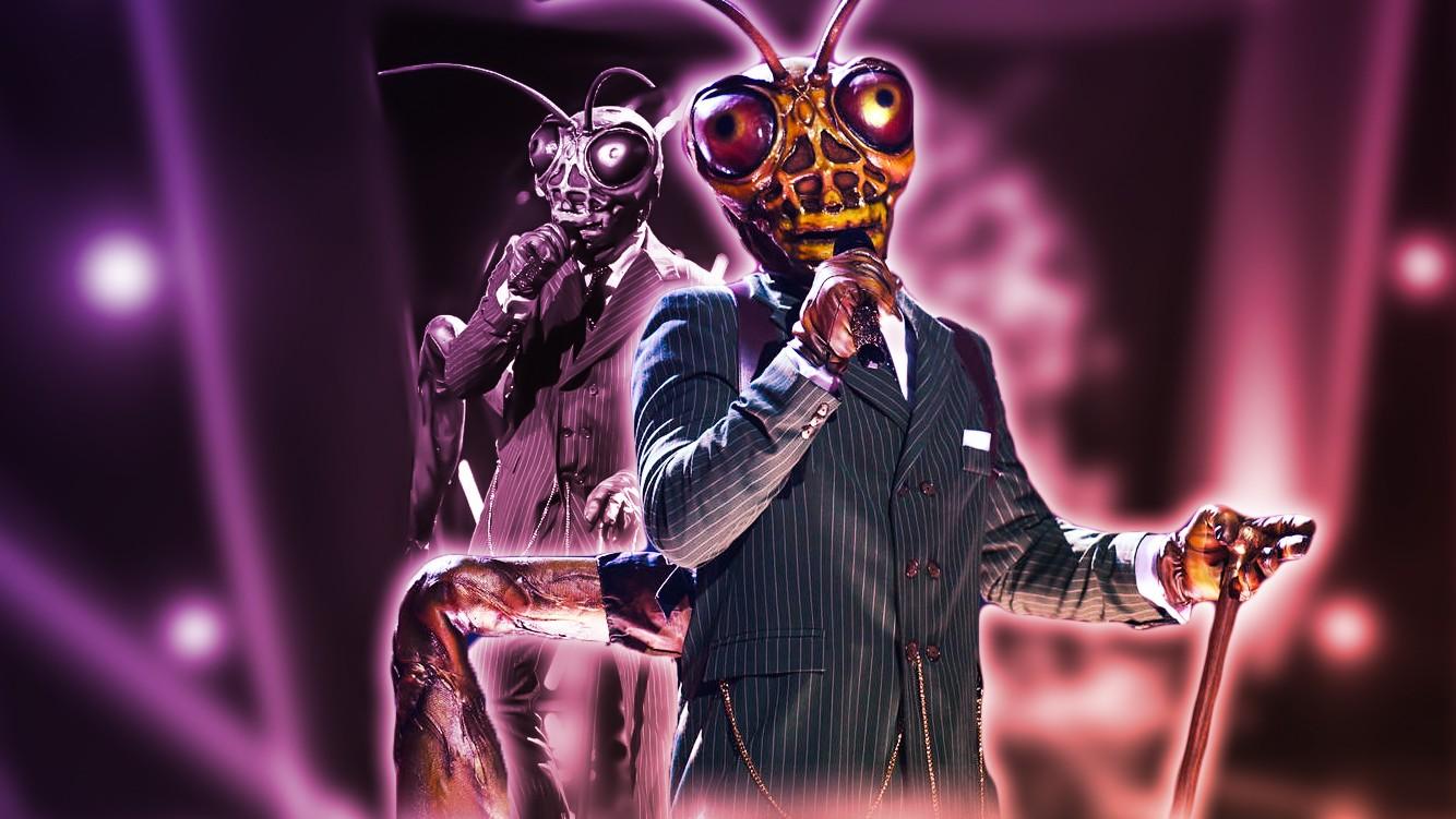 Grashüpfer The Masked Singer