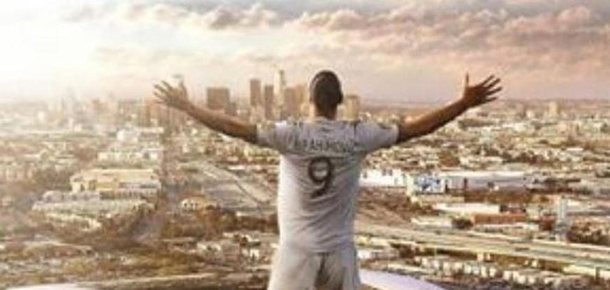 Ibrahimovic verlässt Los Angeles Galaxy – zum Schluss gibt er seinen Kollegen einen mit