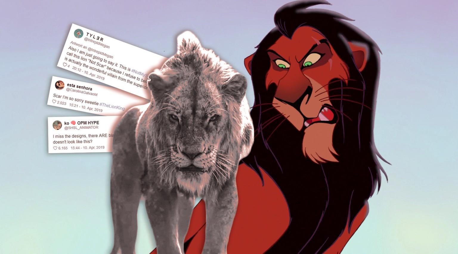 Der König der Löwen: Neuer Trailer zur Neuverfilmung