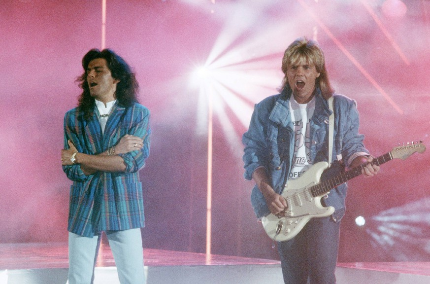 Bildnummer: 56660418  Datum: 01.06.1986  Copyright: imago/teutopress