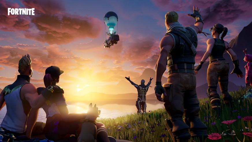 Fortnite: Mit diesen großartigen Memes haben sich Gamer die Zeit vertrieben