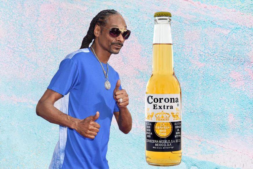 Werbung Corona